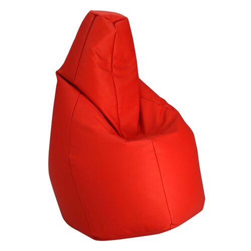 Zanotta - Sacco Sitzsack, VIP, rot