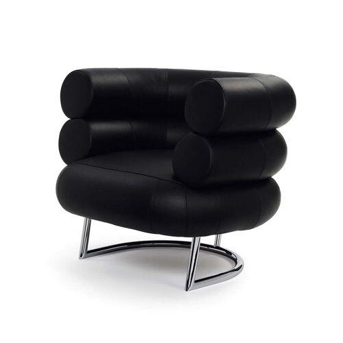 ClassiCon - Bibendum Sessel, Leder Classic, schwarz