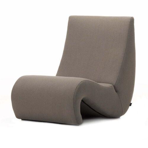 Vitra - Amoebe Sessel, trüffel