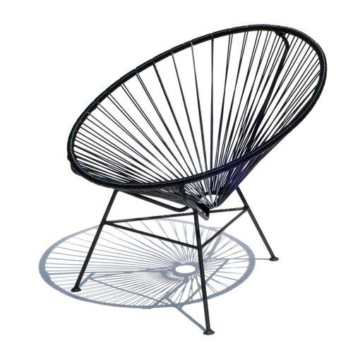 OK Design - The Condesa Chair, schwarz
