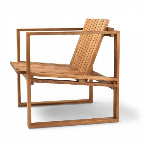 Carl Hansen - BK11 Lounge Chair, Teak geölt