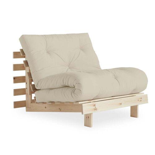 KARUP Design - Roots Schlafsessel 90 cm, Kiefer natur / beige (747)