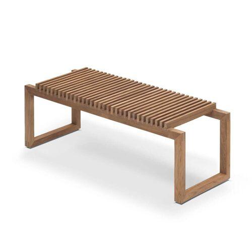 Skagerak - Cutter Holz-Bank 120, Teak