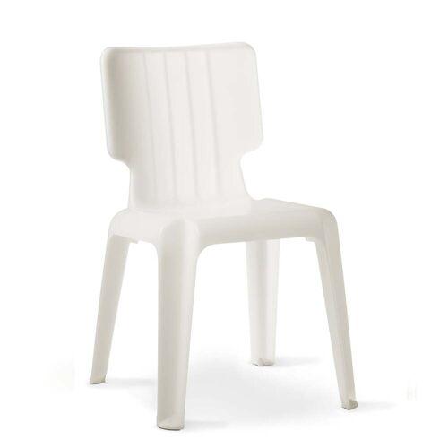 Depot4Design - Stuhl Wait, weiß