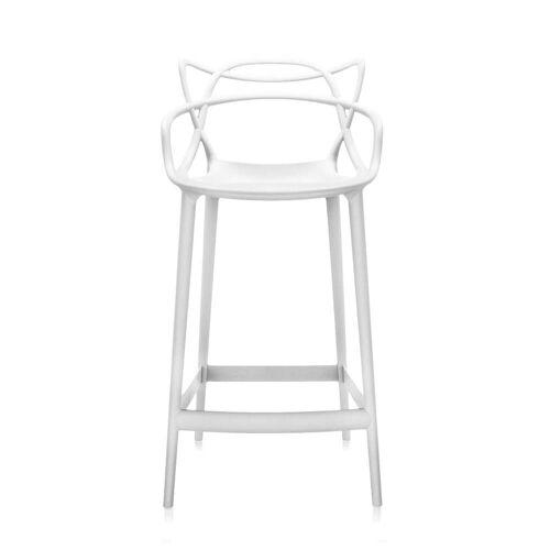 Kartell - Masters Barhocker H 65 cm, weiß