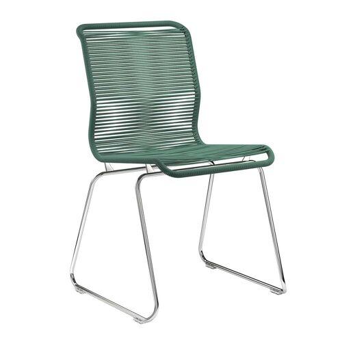 Montana - Panton One Stuhl, Holmes / Chrom