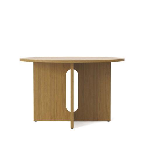 MENU - Androgyne Tisch, Ø 120 x H 73 cm, Eiche