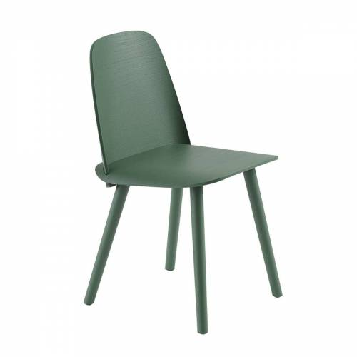 Muuto - Nerd Chair, grün