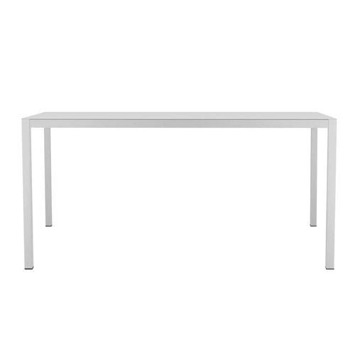 Fiam - Aria Tisch, 180 x 90 cm, weiß
