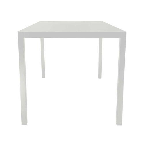 Fiam - Aria Tisch, 140 x 80 cm, weiß