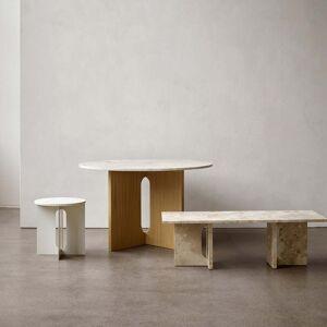 MENU - Androgyne Lounge Table, 120 x 45 cm, sand