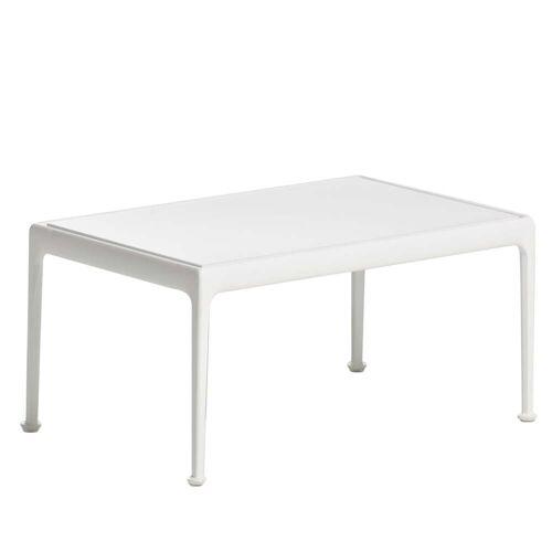 Knoll - 1966 Esstisch 100 x 150 cm, weiß