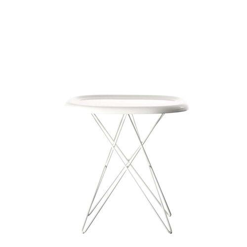 Magis - Pizza Tisch H 45 cm, weiß