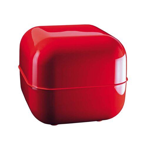 Magis - Pebbles Hocker / Behälter, rot