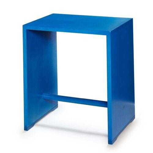 wb form - Ulmer Hocker, dunkelblau