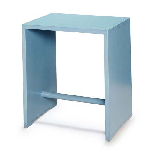 wb form - Ulmer Hocker, himmelblau