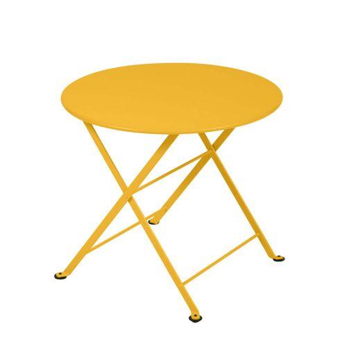 Fermob - Tom Pouce Niedriger Tisch, honig