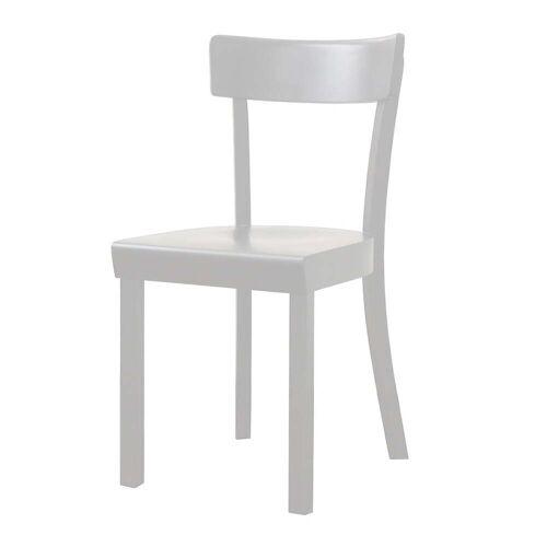 Stoelcker - Frankfurter Stuhl weiß gebeizt, deckend matt lackiert