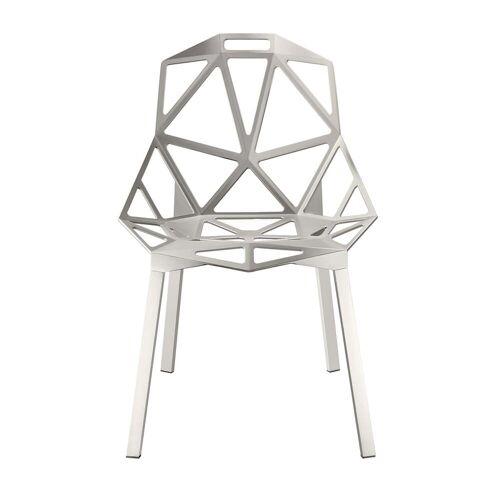 Magis - Chair One Stapelstuhl, grau