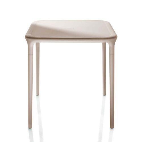 Magis - Air TableOutdoor, 65 x 65 cm, beige