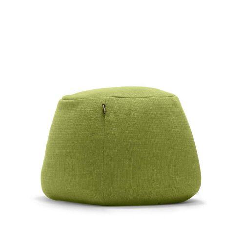 freistil - 173 Pouf, Ø 55 cm, grün (1032)