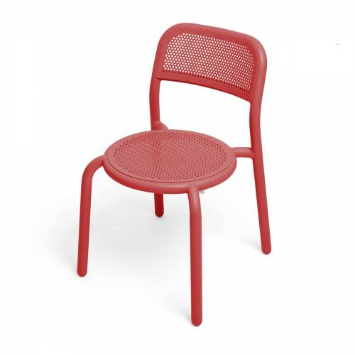 Fatboy - Toní Stuhl, industrial red