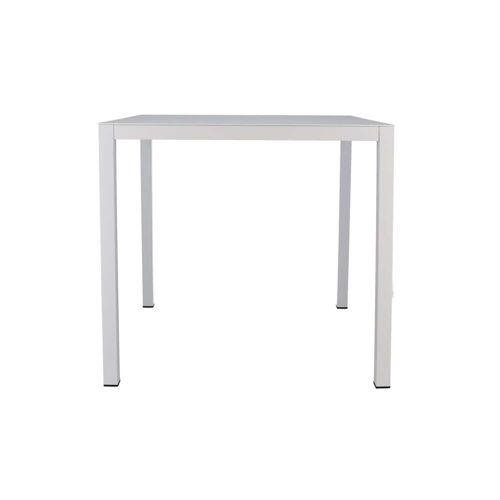 Fiam - Aria Tisch, 80 x 80 cm, weiß