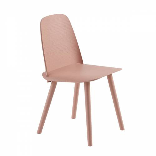 Muuto - Nerd Chair, tan rose