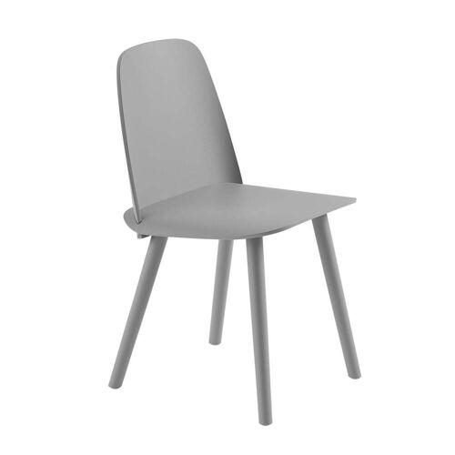 Muuto - Nerd Chair, grau