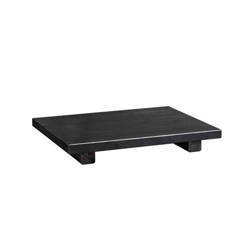 KARUP Design - Dock Nachttisch, schwarz (2er-Set)