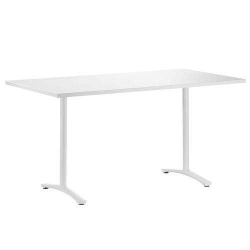 Wilkhahn - Aline Schreibtisch, 140 x 70 cm, weiß
