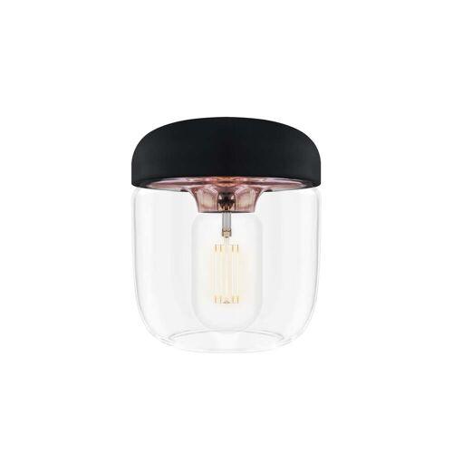 Umage - Acorn Leuchte, Kupfer poliert / schwarz / klar