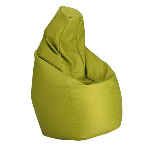 Zanotta - Sacco Sitzsack, VIP, grün