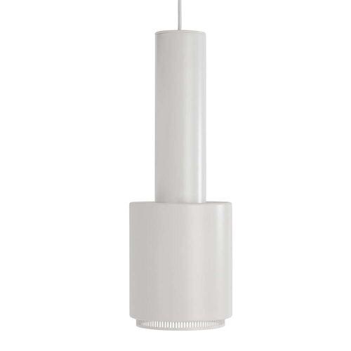 Artek - A 110 Handgranate Pendelleuchte, weiß / weiß