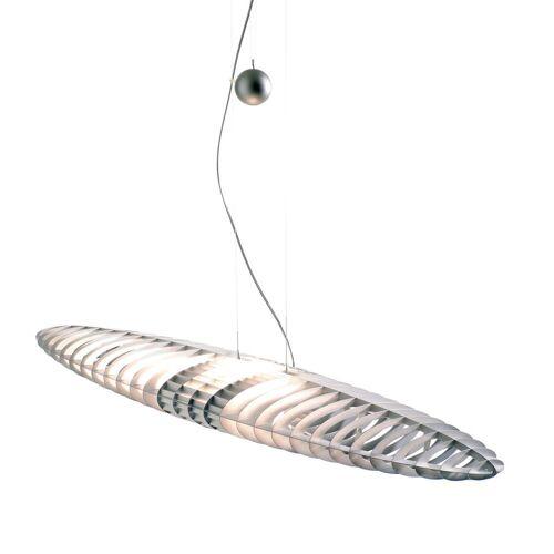 Luceplan - Titania Pendelleuchte D17, Aluminium