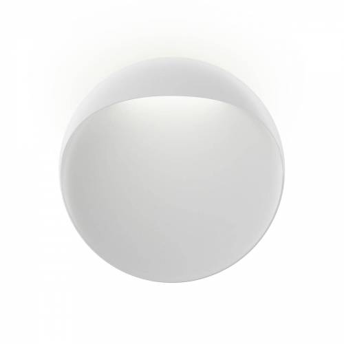 Louis Poulsen - Flindt LED-Wandleuchte Ø 30 cm, weiß