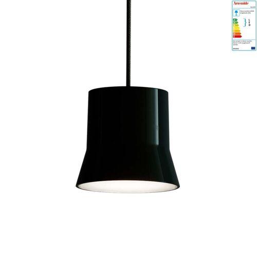 Artemide - Giò LED-Pendelleuchte, schwarz
