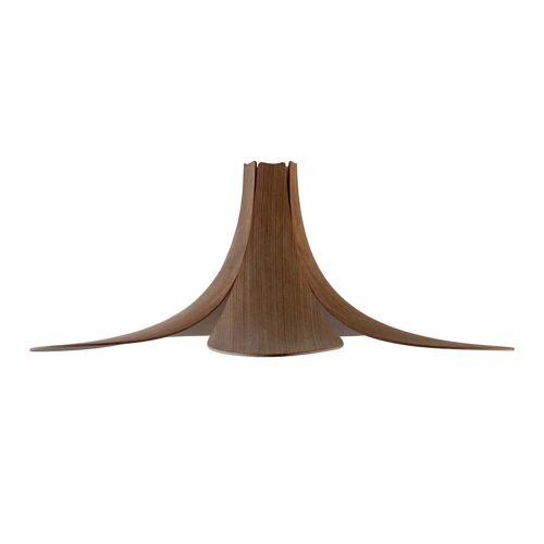 Umage - Jazz Lampenschirm, Ø 65 x H 24 cm, Eiche dunkel