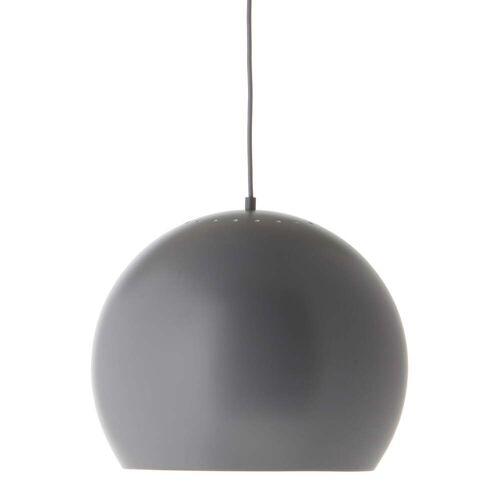 Frandsen - Ball Pendelleuchte Ø 40 cm, grau matt