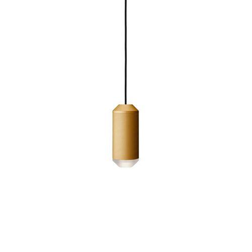 Frandsen - Backbeat Pendelleuchte 23,5 cm, Acryl / gold