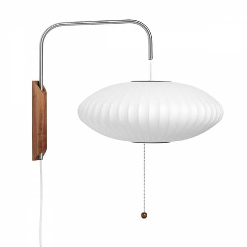 HAY - Nelson Saucer Wandleuchte S, off white
