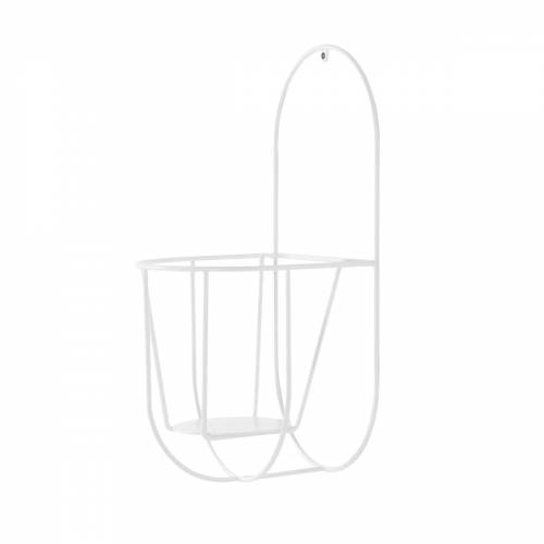 OK Design - Cibele Wand-Blumentopfhalter Large, weiß