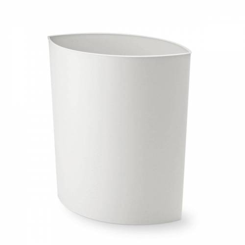 Depot4Design - Lip Maxi Papierkorb, weiß