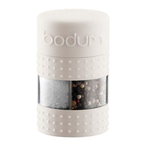 Bodum - Bistro Salz- und Pfeffermühle, weiß