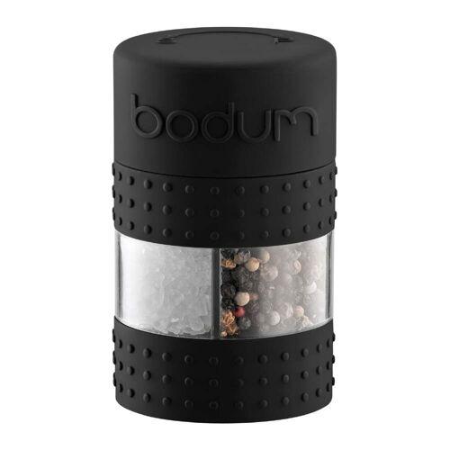 Bodum - Bistro Salz- und Pfeffermühle, schwarz