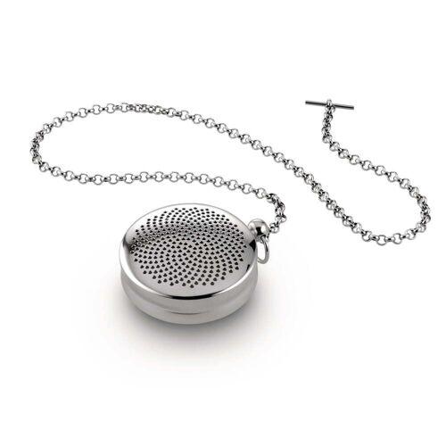 Alessi - T-Timepiece Tee-Ei, Edelstahl