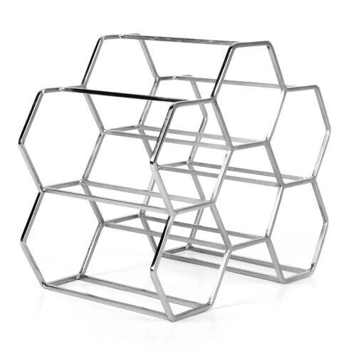 XLBoom - Pico Flaschenregal für 6 Flaschen, Stahl
