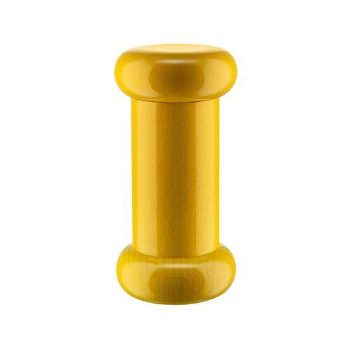 Alessi - Twergi Salz-/Pfeffer- und Gewürzmühle ES19, gelb