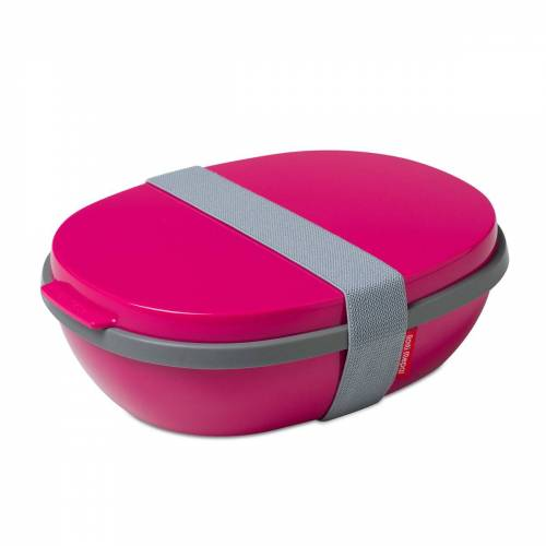 Rosti Mepal - To Go Elipse Lunchbox, pink