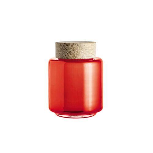 Holmegaard - Palet Aufbewahrungsglas, orange, 0,35 l